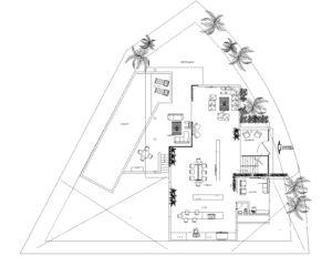 Casa LA HERRADURA-Model 1