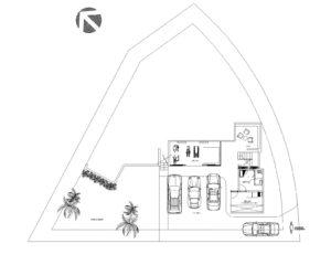 Casa LA HERRADURA-Model