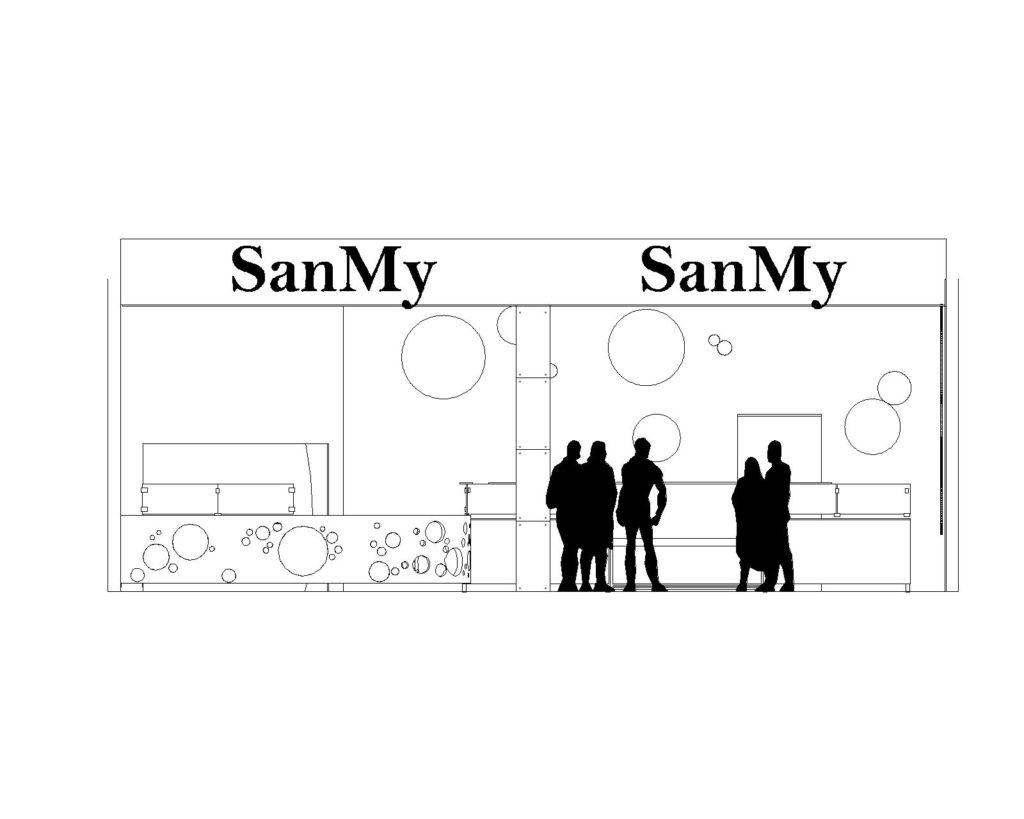 SANMY EL DORADO-Model 1