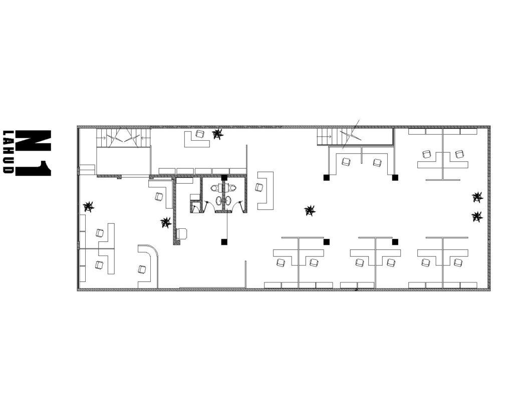 oficinas LAHUD-Model 1