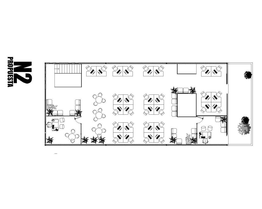 oficinas LAHUD-Model 2